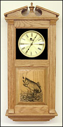 trout clock