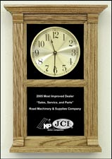 Corporate Awards Clock