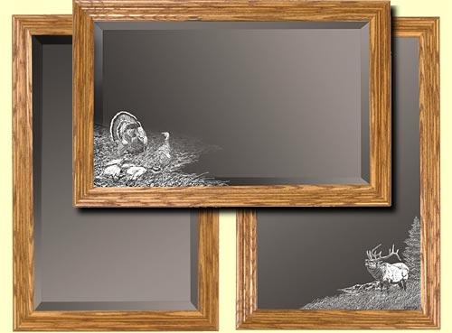 Handcrafted Decorative Mirrors Decorative Wooden Mirror